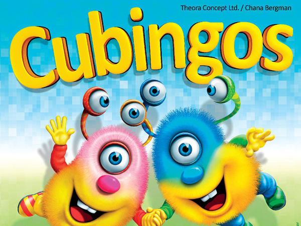 Bild zu Alle Brettspiele-Spiel Cubingos