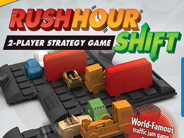 Bild zu Frühjahrs-Neuheiten-Spiel Rush Hour Shift