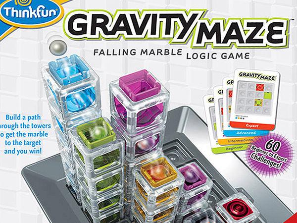 Bild zu Frühjahrs-Neuheiten-Spiel Gravity Maze