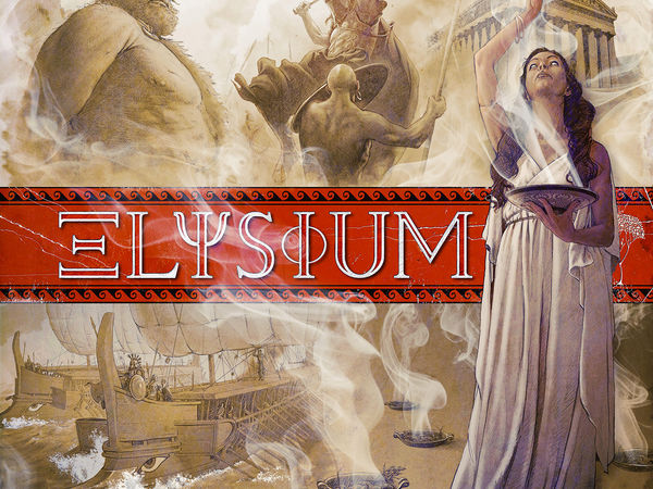 Bild zu Alle Brettspiele-Spiel Elysium