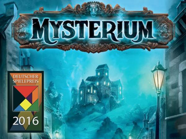 Bild zu Ausgezeichnet-Spiel Mysterium