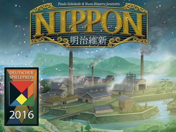 Bild zu Frühjahrs-Neuheiten-Spiel Nippon