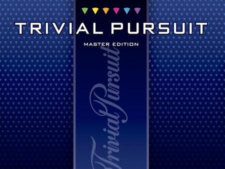 Trivial Pursuit: Master Edition
