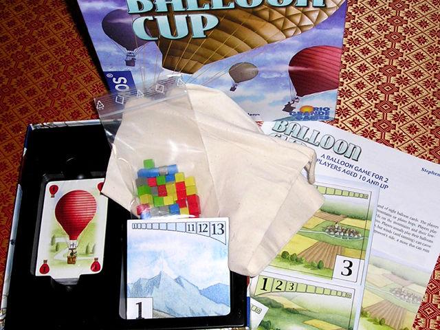 Ballon Cup Bild 1