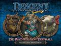 Vorschaubild zu Spiel Descent: Die Reise ins Dunkel - Zweite Edition - Wächter von Deephall: Helden- und Monster-Set