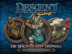 Descent: Die Reise ins Dunkel - Zweite Edition - Wächter von Deephall: Helden- und Monster-Set