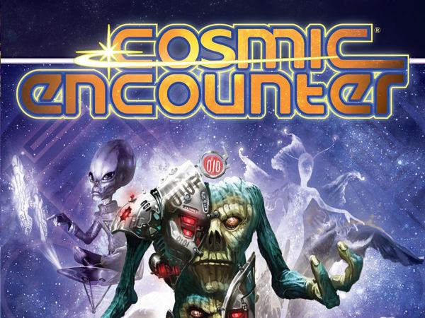 Bild zu Frühjahrs-Neuheiten-Spiel Cosmic Encounter: Kosmischer Angriff