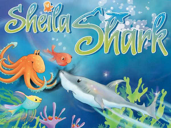 Bild zu Frühjahrs-Neuheiten-Spiel Sheila Shark
