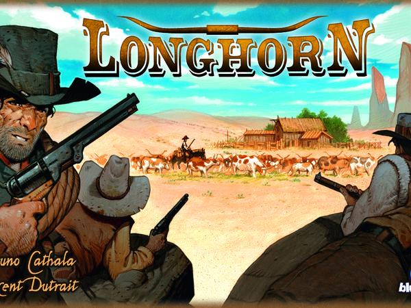 Bild zu Frühjahrs-Neuheiten-Spiel Longhorn