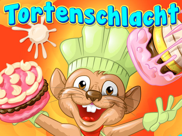 Bild zu Frühjahrs-Neuheiten-Spiel Tortenschlacht