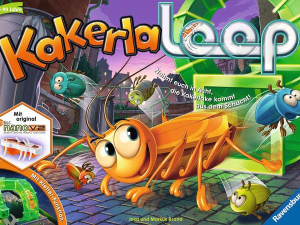 Bild zu Frühjahrs-Neuheiten-Spiel Kakerlaloop