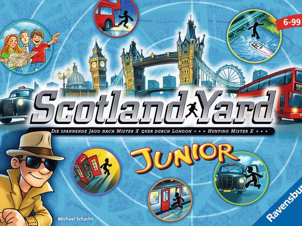 Bild zu Alle Brettspiele-Spiel Scotland Yard Junior