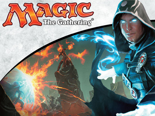 Bild zu Frühjahrs-Neuheiten-Spiel Magic: The Gathering - Arena of the Planeswalkers