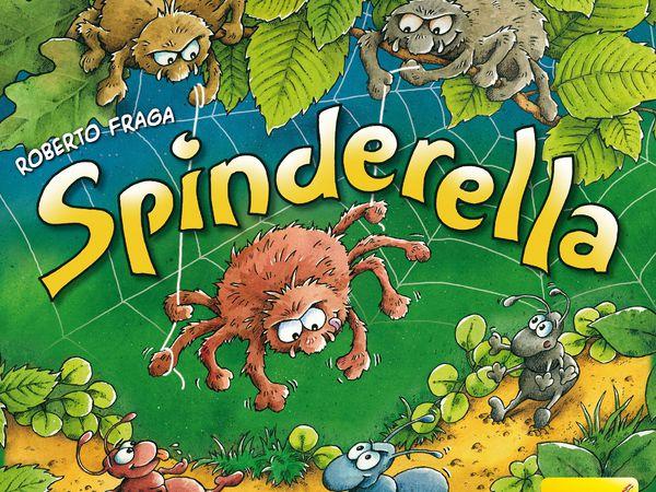 Bild zu Frühjahrs-Neuheiten-Spiel Spinderella