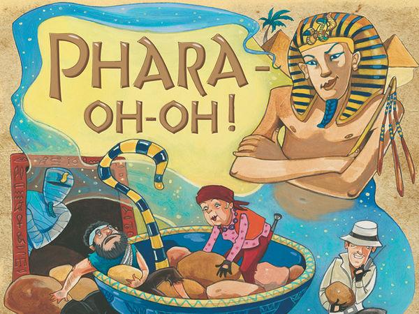 Bild zu Frühjahrs-Neuheiten-Spiel Phara-Oh-Oh!