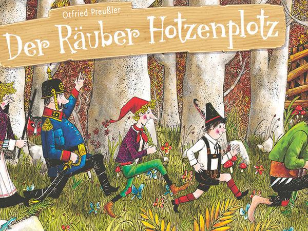 Bild zu Alle Brettspiele-Spiel Räuber Hotzenplotz: Hinterhalt im Räuberwald