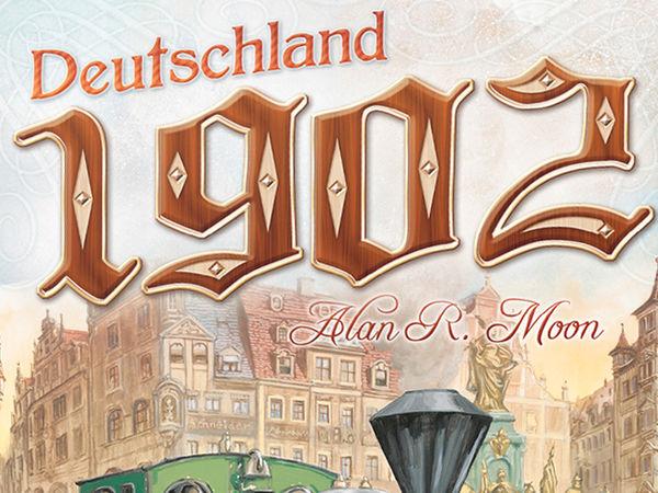 Bild zu Frühjahrs-Neuheiten-Spiel Zug um Zug: Deutschland 1902