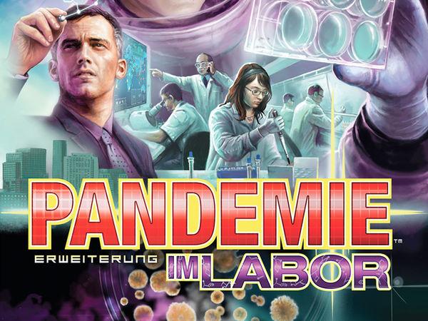 Bild zu Frühjahrs-Neuheiten-Spiel Pandemie: Im Labor