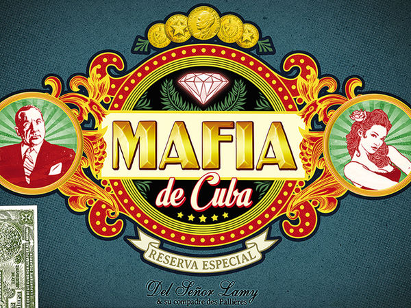 Bild zu Frühjahrs-Neuheiten-Spiel Mafia de Cuba