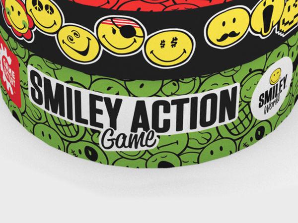 Bild zu Frühjahrs-Neuheiten-Spiel Smiley: Action