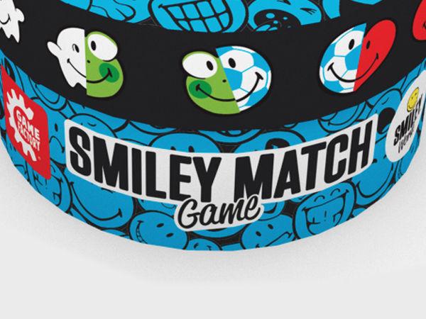 Bild zu Frühjahrs-Neuheiten-Spiel Smiley: Match