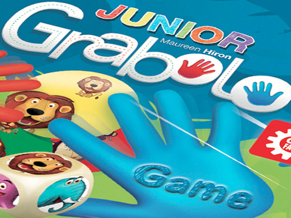 Bild zu Frühjahrs-Neuheiten-Spiel Grabolo Junior