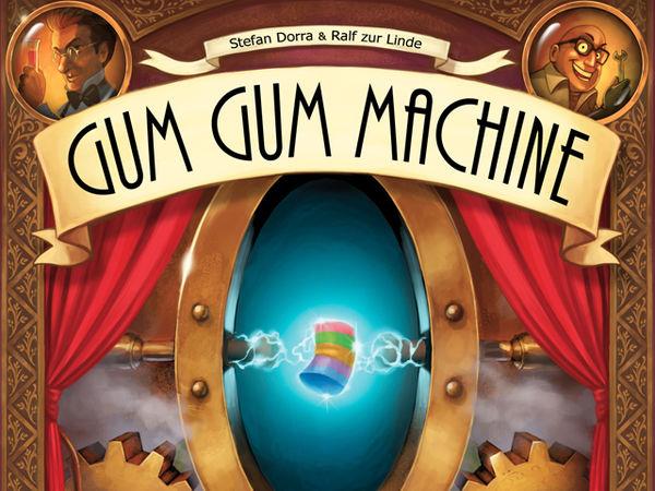 Bild zu Alle Brettspiele-Spiel Gum-Gum-Machine
