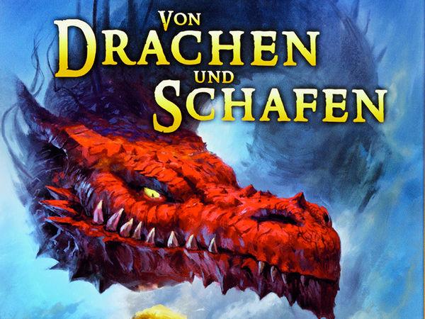 Bild zu Alle Brettspiele-Spiel Von Drachen und Schafen
