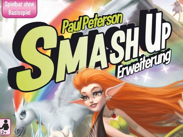 Bild zu Frühjahrs-Neuheiten-Spiel Smash Up: Kuschelattacke