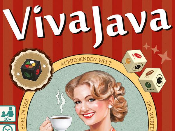 Bild zu Frühjahrs-Neuheiten-Spiel VivaJava: Das Würfelspiel