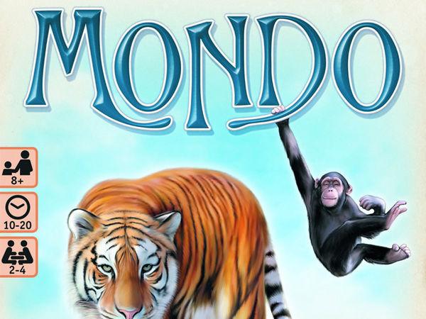 Bild zu Frühjahrs-Neuheiten-Spiel Mondo: Der rasante Legespaß