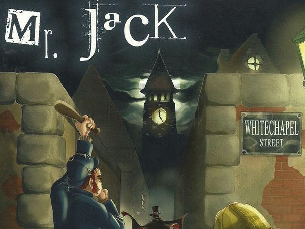 Bild zu Frühjahrs-Neuheiten-Spiel Mr. Jack