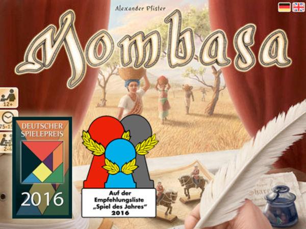 Bild zu Frühjahrs-Neuheiten-Spiel Mombasa