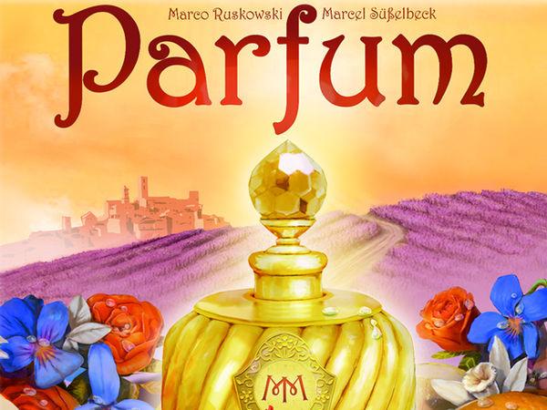 Bild zu Frühjahrs-Neuheiten-Spiel Parfum