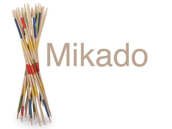 Bild zu Frühjahrs-Neuheiten-Spiel Mikado