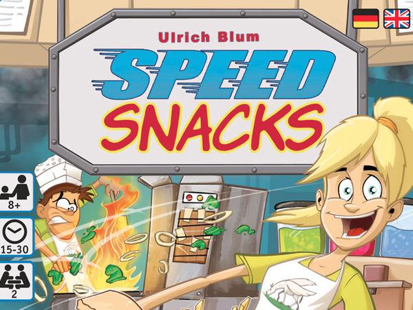 Bild zu Frühjahrs-Neuheiten-Spiel Speed Snacks