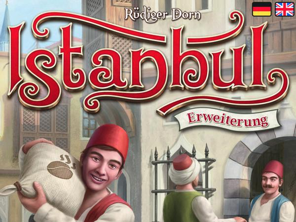 Bild zu Frühjahrs-Neuheiten-Spiel Istanbul: Mokka und Bakschisch