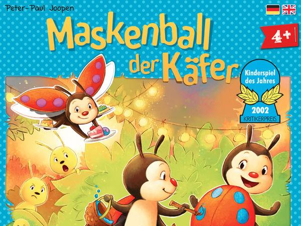 Bild zu Alle Brettspiele-Spiel Maskenball der Käfer