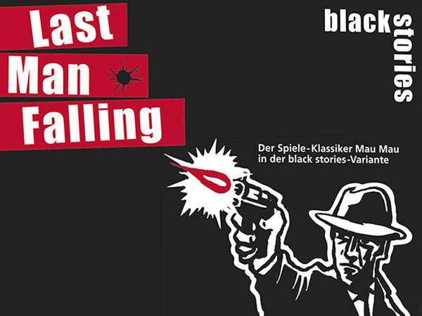Bild zu Frühjahrs-Neuheiten-Spiel Black Stories: Last Man Falling