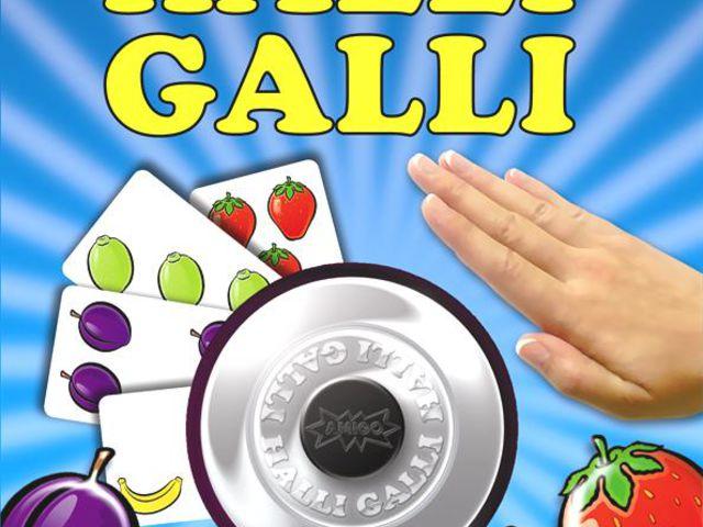 Halli Galli Bild 1