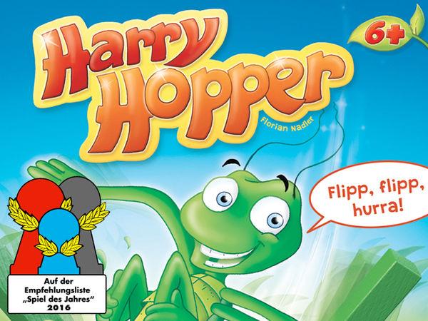Bild zu Frühjahrs-Neuheiten-Spiel Harry Hopper