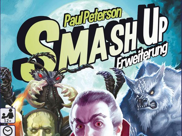 Bild zu Frühjahrs-Neuheiten-Spiel Smash Up: Monster Smash