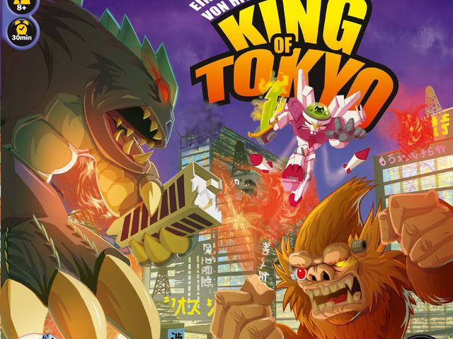 King of Tokyo Bild 1