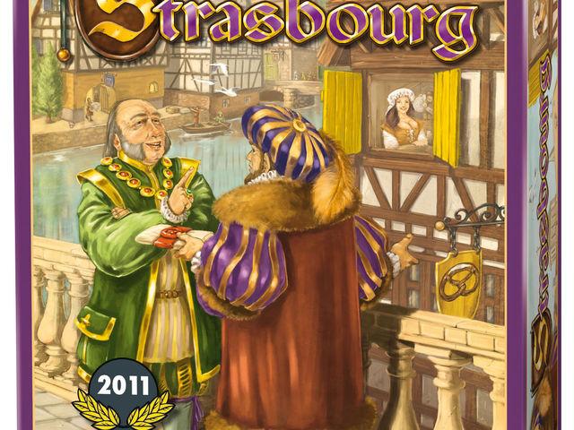 Strasbourg Bild 1