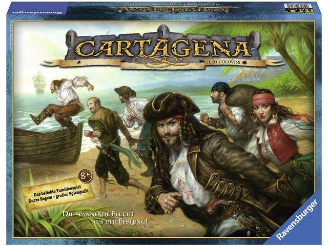 Cartagena 1: Flucht aus der Festung Bild 1