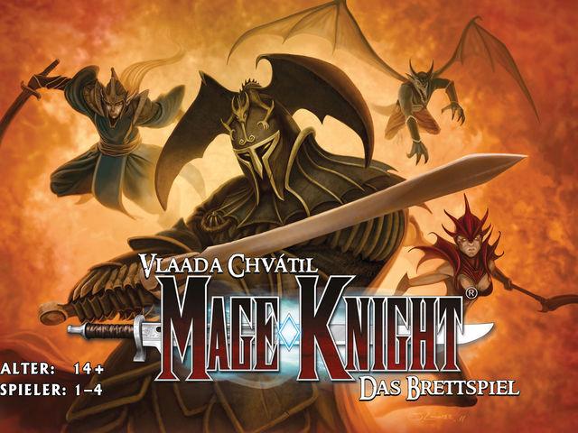 Mage Knight - Das Brettspiel Bild 1