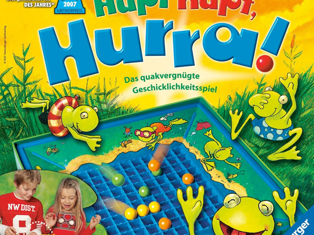 Hüpf hüpf, Hurra! Bild 1