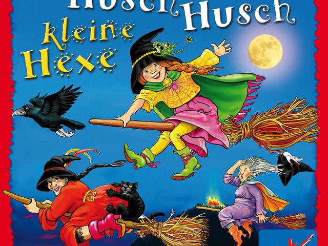 Husch, husch kleine Hexe Bild 1