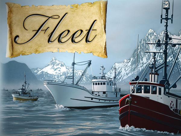 Bild zu Frühjahrs-Neuheiten-Spiel Fleet