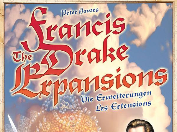Bild zu Frühjahrs-Neuheiten-Spiel Francis Drake: Die Erweiterung
